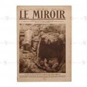 """Jornal """"Le Miroir"""" - 1 publicação"""