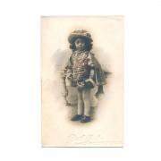 Bilhete postal da Photographia Guedes - Porto